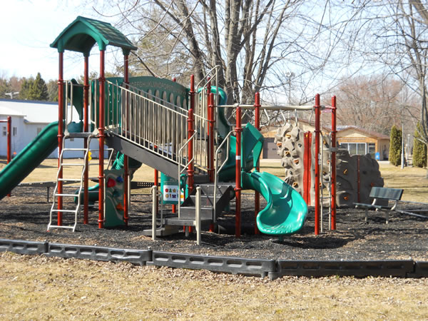 Village of Curtiss Playground